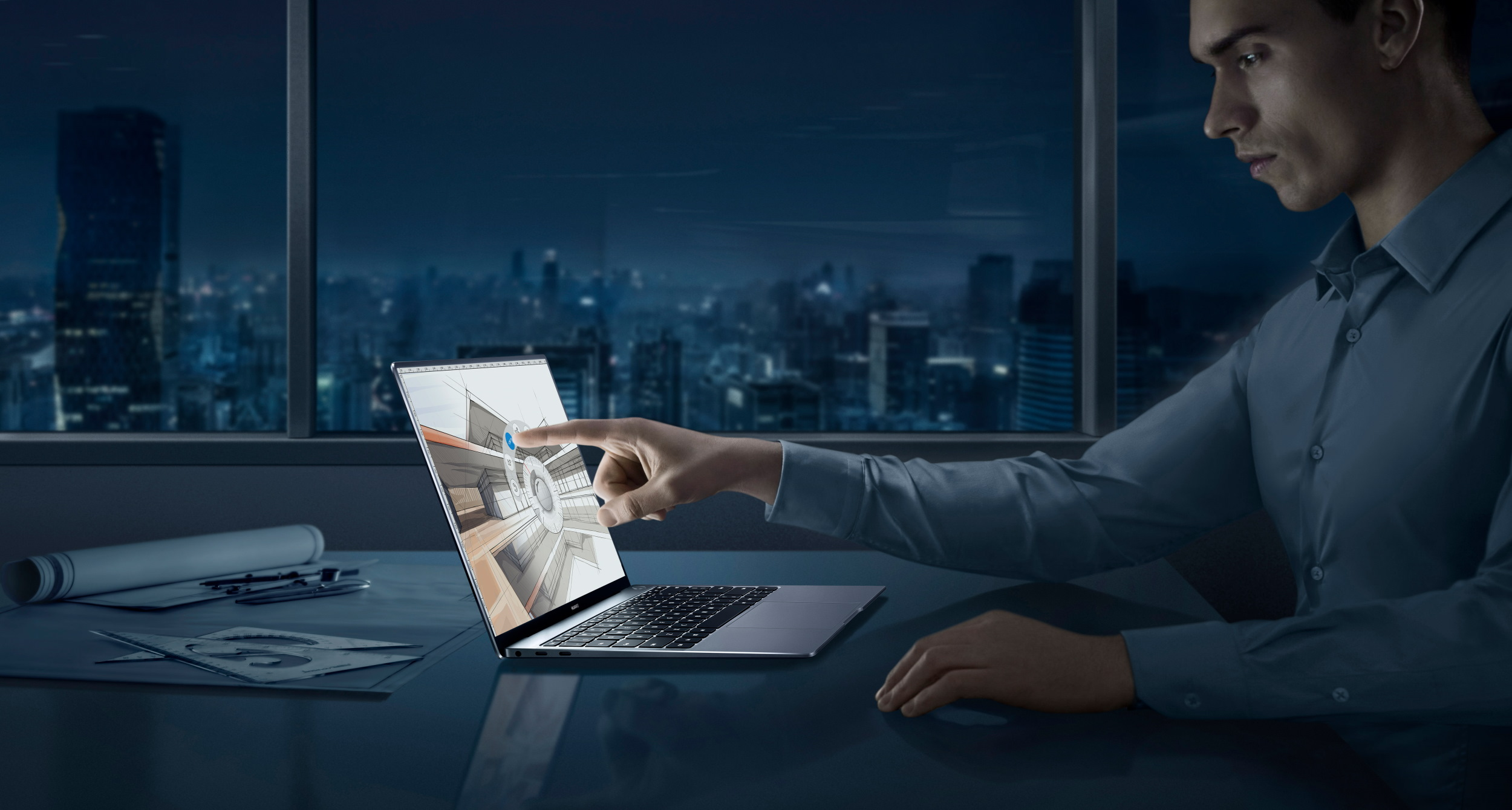 New Huawei MateBook X Pro 2021 Is All About Productivity On The Go