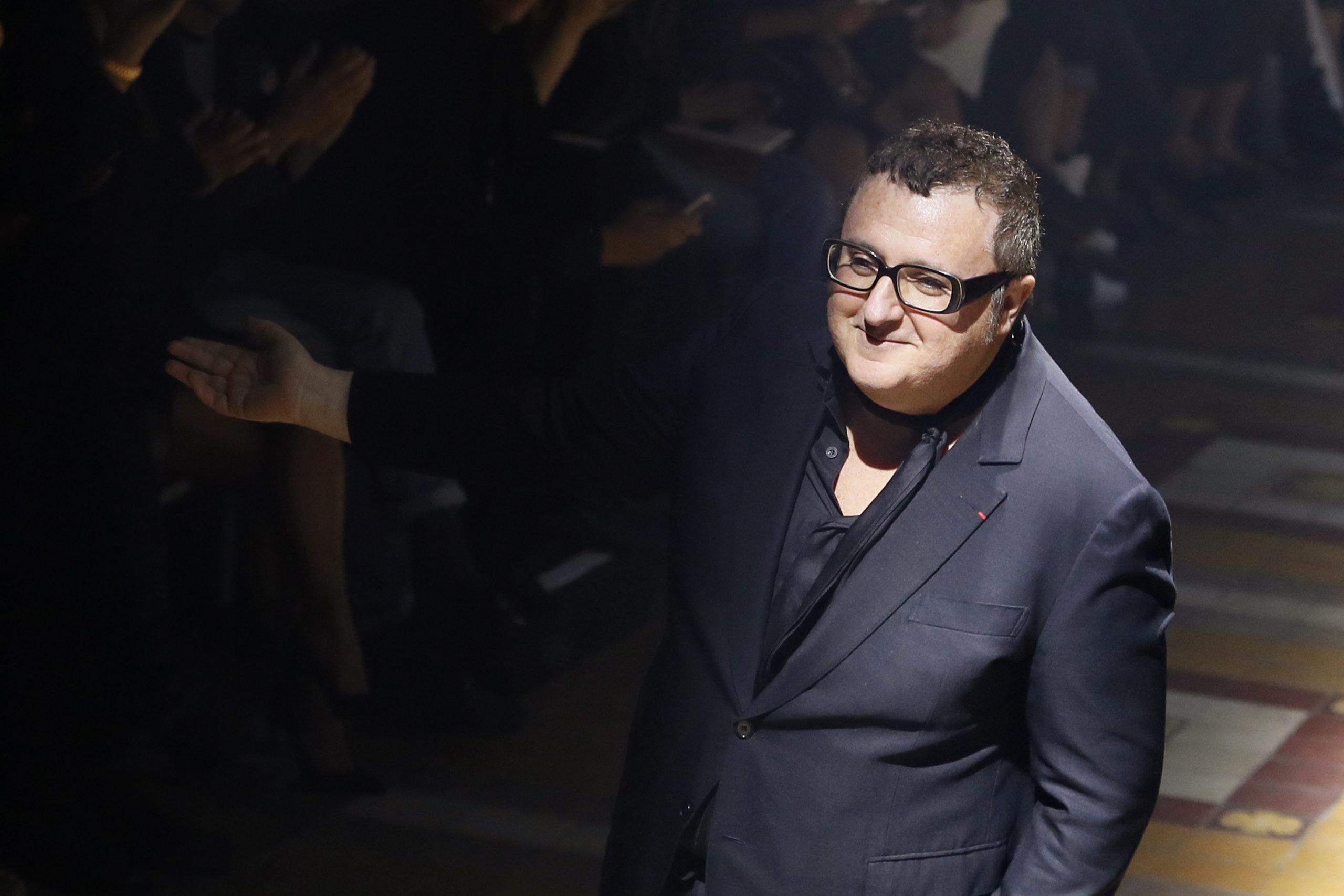 Designer Alber Elbaz Dies At 59 From Covid-19