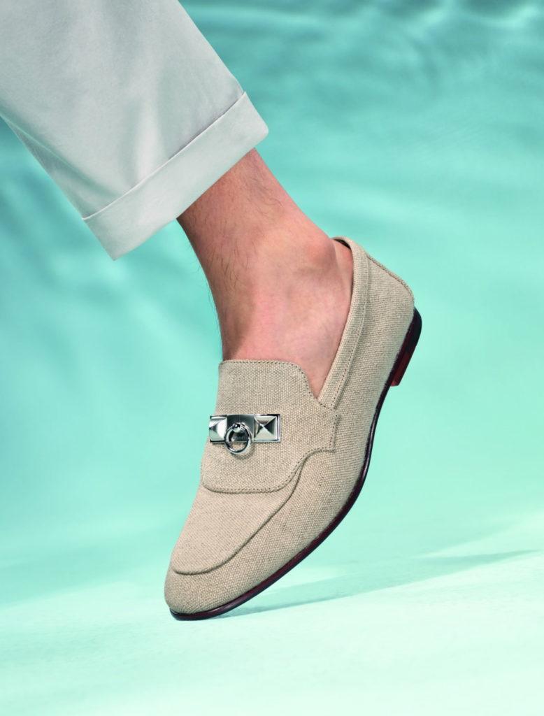 Hermès Spring/Summer 2021 loafers