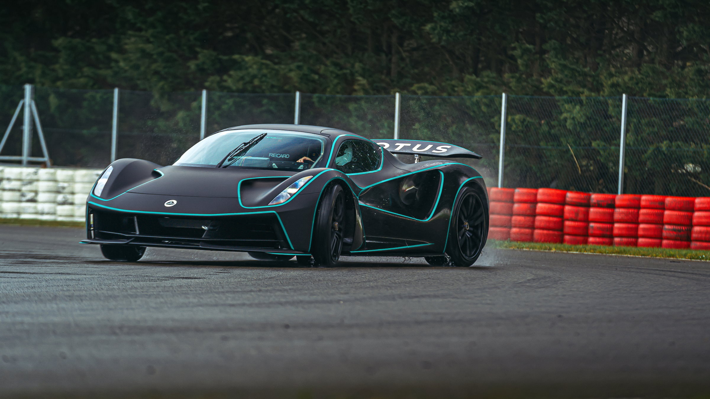 The Lotus Evija Sets The Standard For All-Electric Hypercars