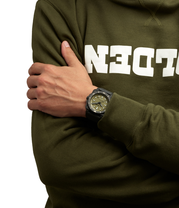 BR 03-92 Diver Military Watch