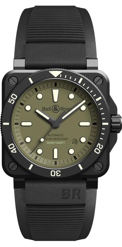 BR 03-92 Diver Military diver