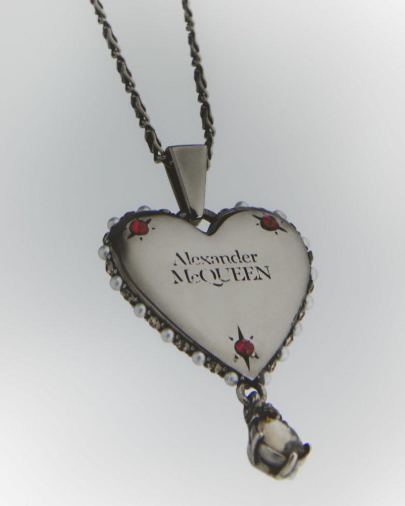 Alexander McQueen chinese valentine's