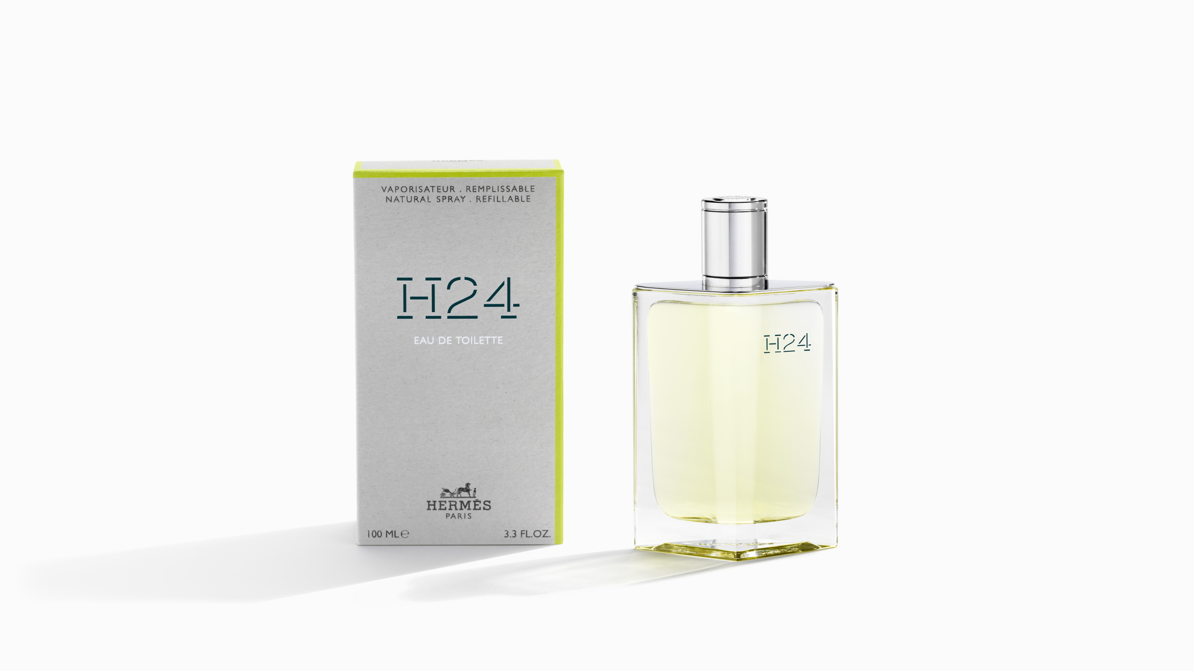 Hermès H24: A Fragrance Created Beyond A Conventional Approach