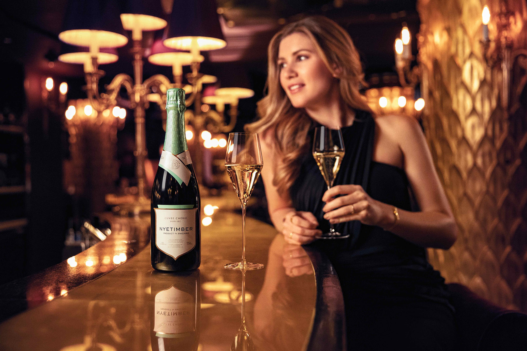 Nyetimber Partners With Shangri-La Singapore For A High Tea Experience