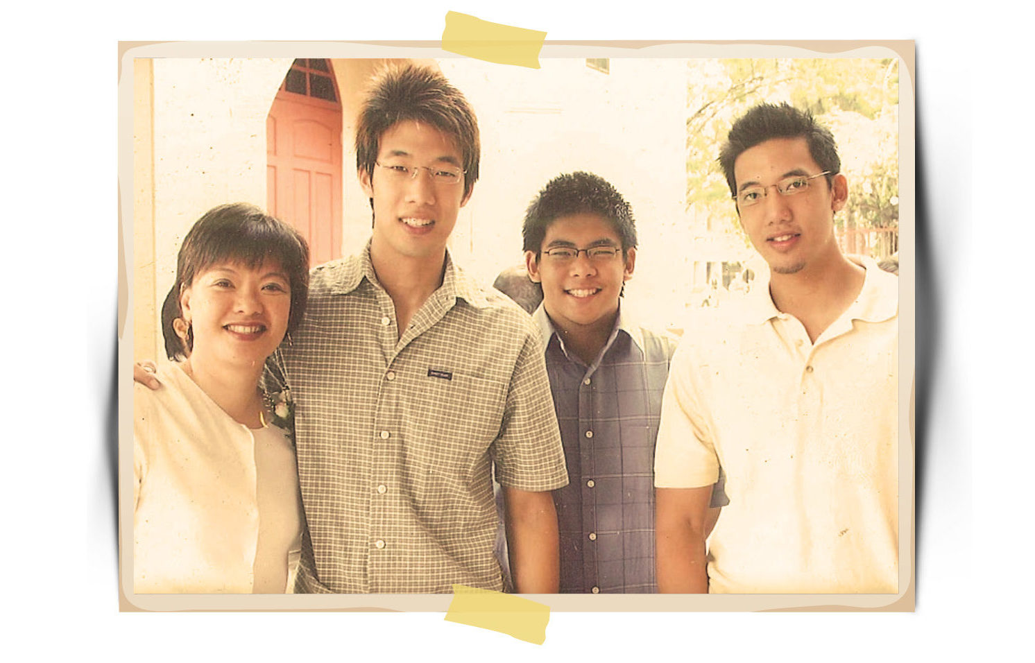Mother's Day 2021: The Oei Brothers On Their Mother's Love