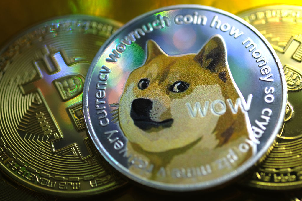 Elon Musk's Favourite Cryptocurrency Dogecoin Sees 14,000% Rise This Year