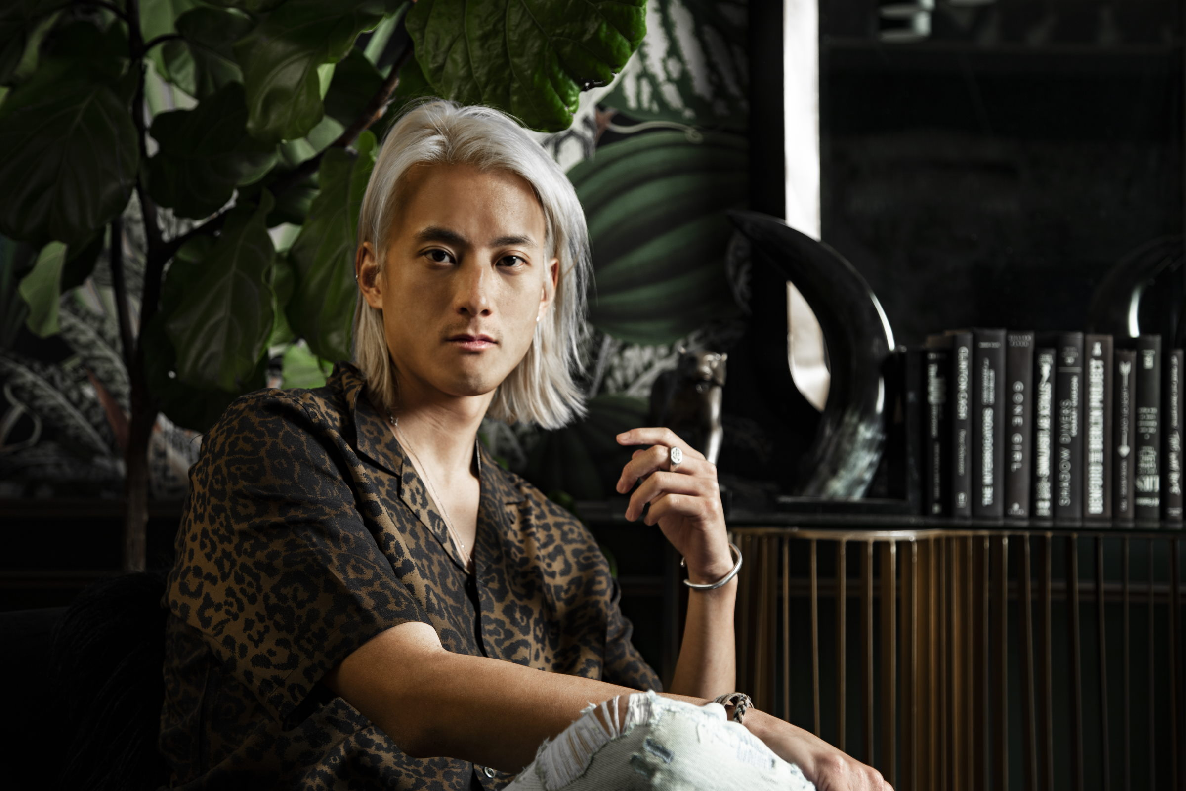 Hell Or 'High Water', Asian-American Artist Elephante Discusses His Journey In Music