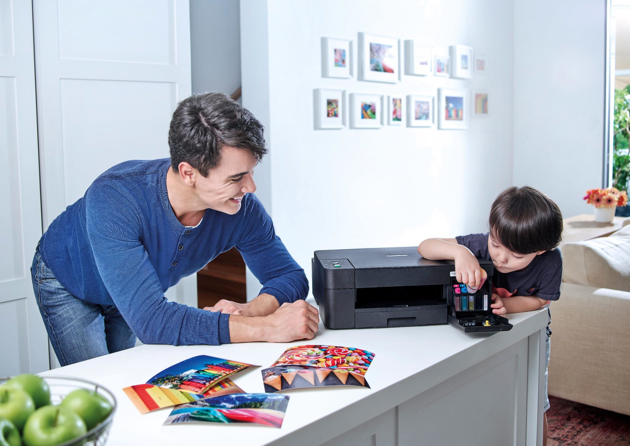 Get Creative With Brother's Latest Ink Tank Printers