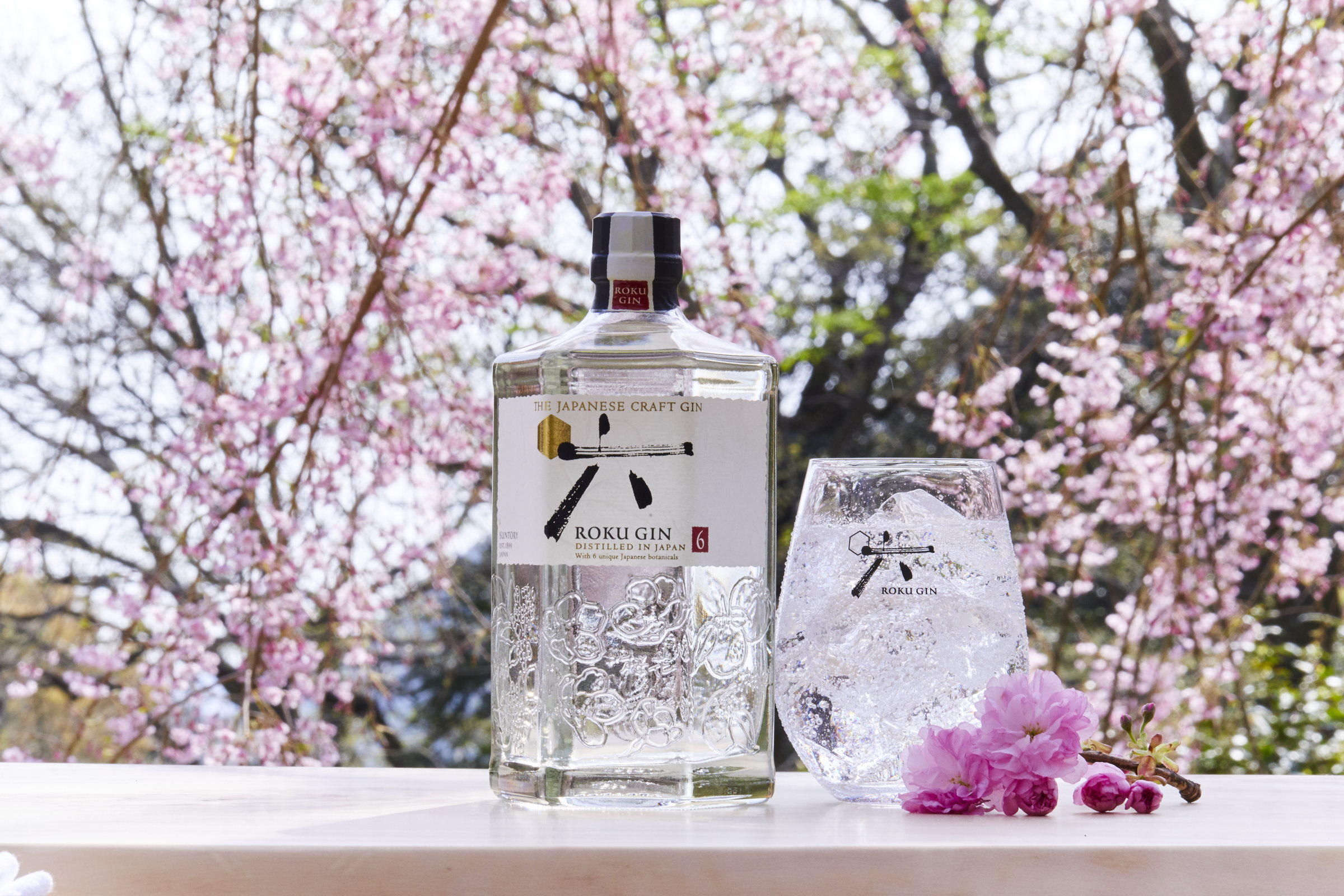 Four Roku Gin Cocktails That Will Remind You Of Japan