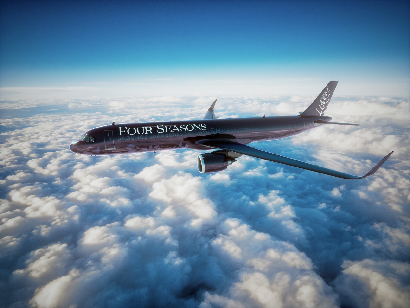 The Four Seasons Private Jet Is Ready To Fly You To Exotic Destinations In 2022
