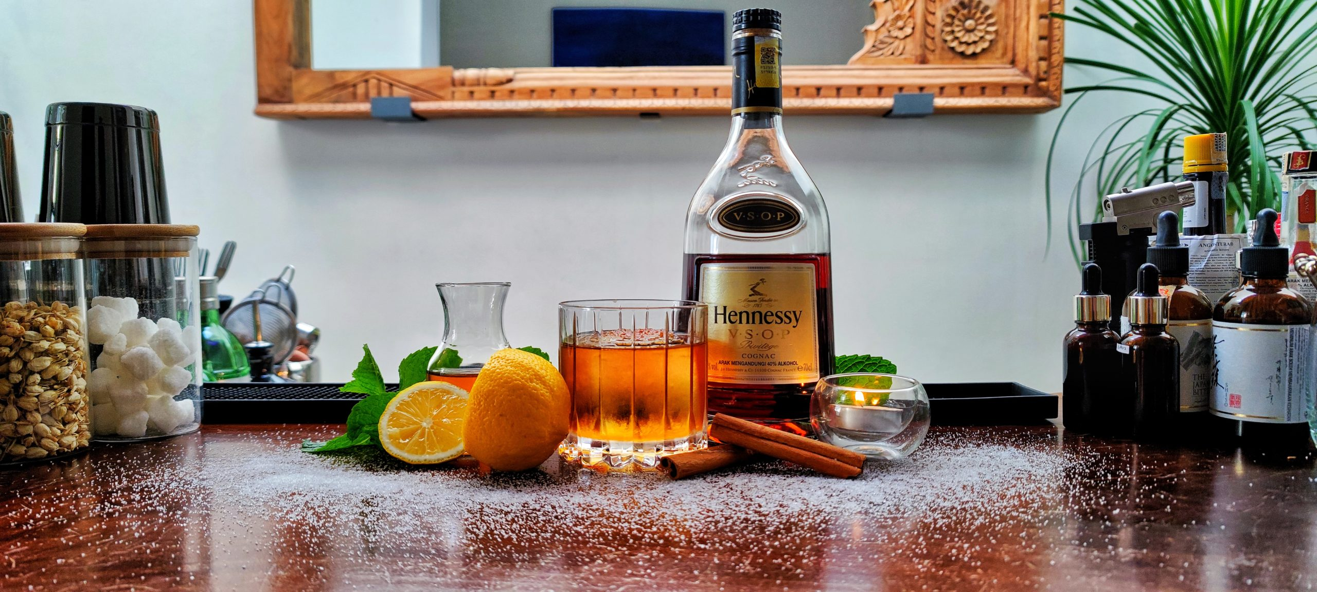 The Top 10 Bartenders For The #HennessyMyWay Challenge