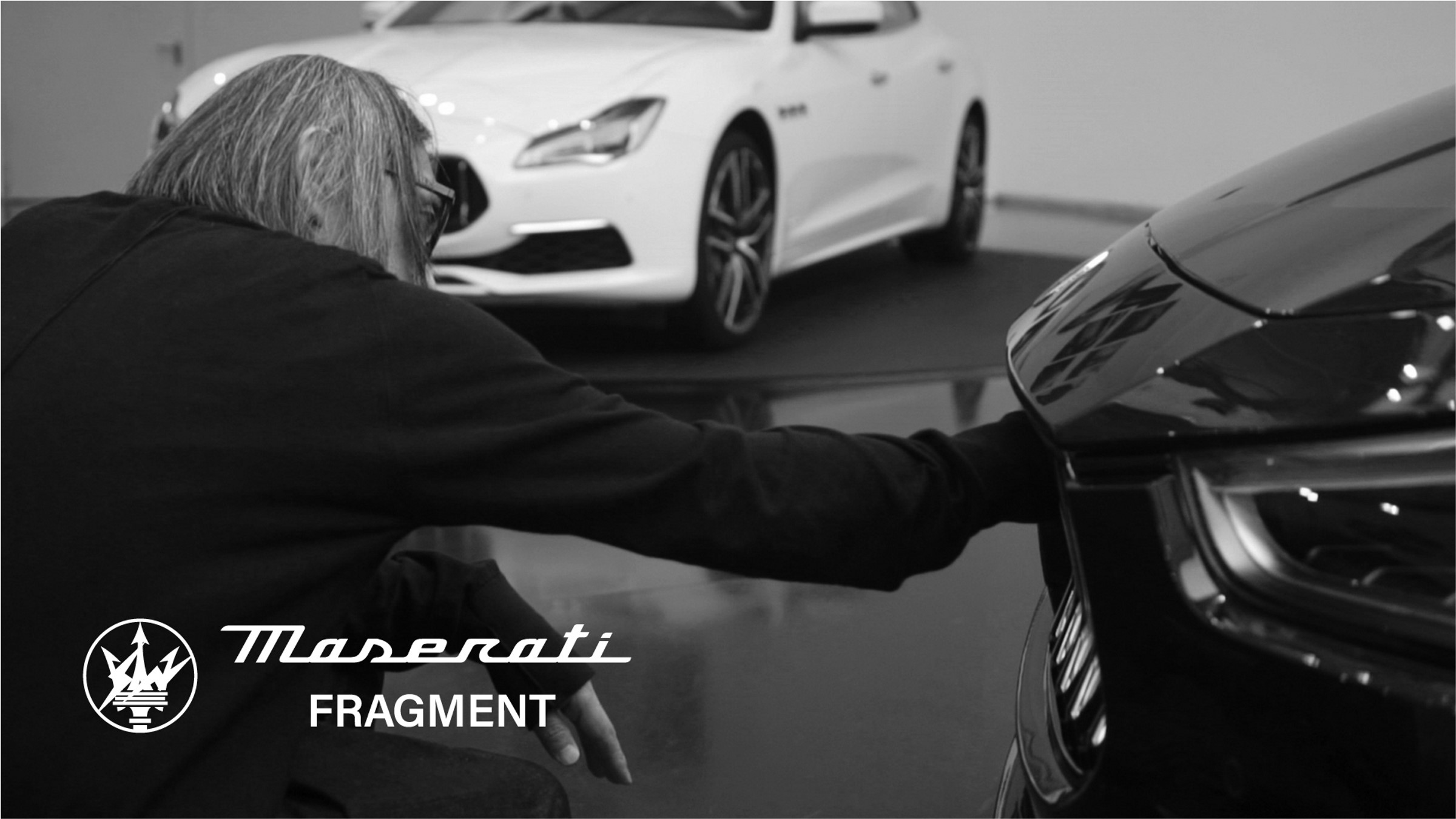 Italian Performance Meets Japanese Street Culture With The Fragment Design x Maserati