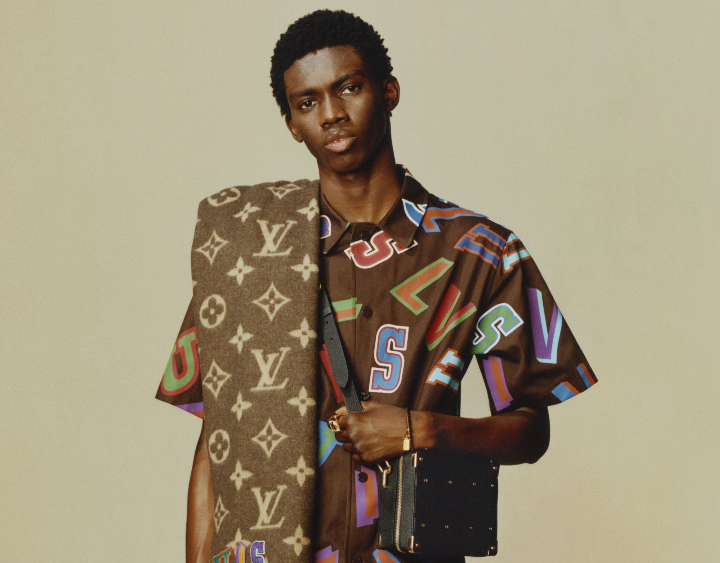 The Second Louis Vuitton x NBA Capsule Collection Is Launching on May 28