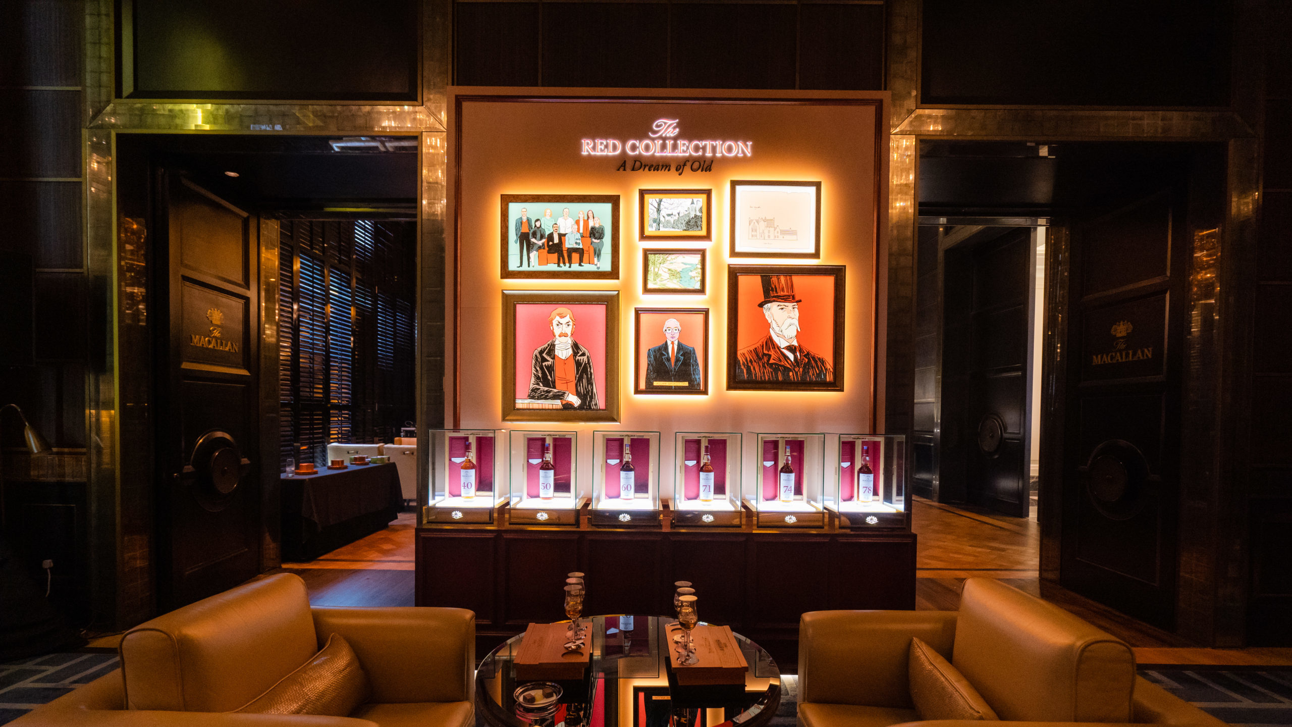 Discover The Macallan M Room At The Astor Bar Of St. Regis KL