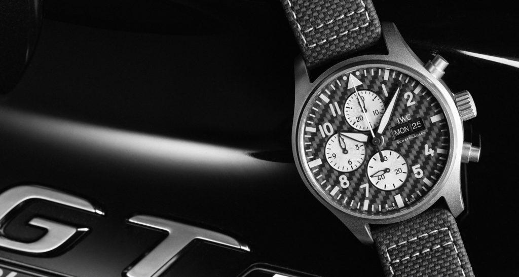 Pilot's Watch Chronograph caseback