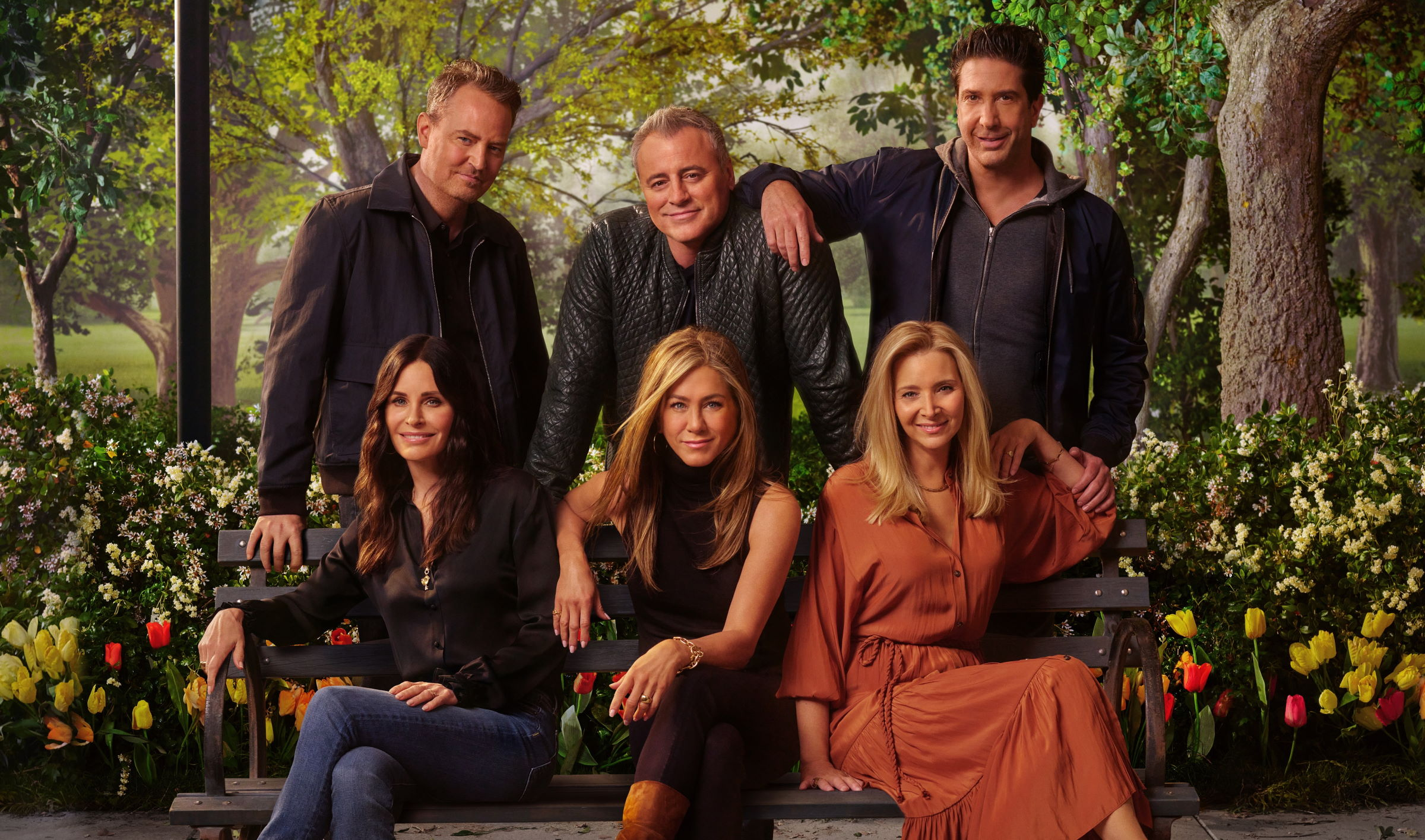What To Expect From The Friends Reunion Special When It Premieres On HBO GO And HBO