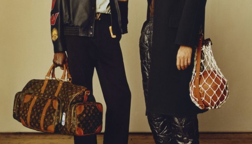 Check Out The Second Louis Vuitton x NBA Capsule Collection