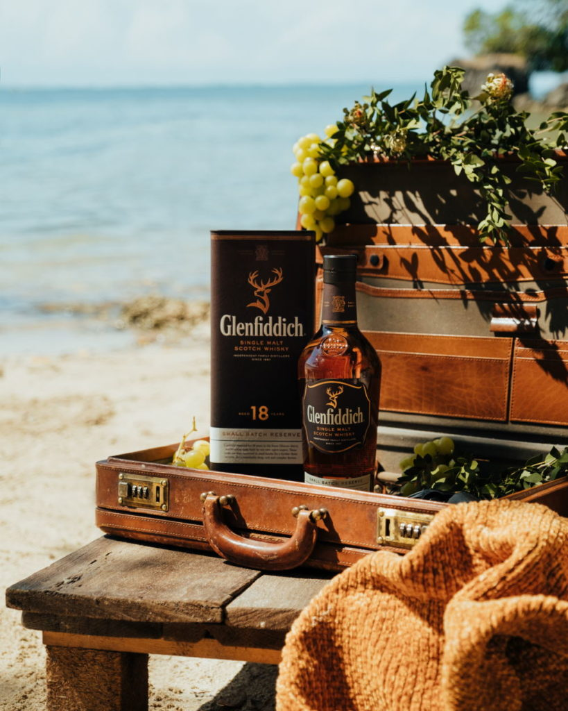 whiskies for father's day glenfiddich