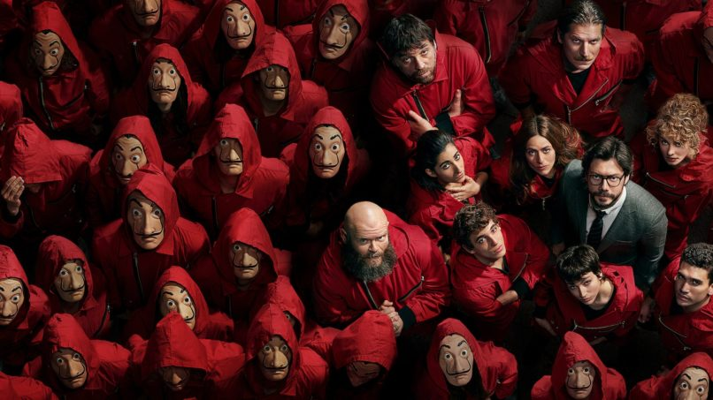 Netflix's Money Heist Season 5 To Be Split Into Two Parts