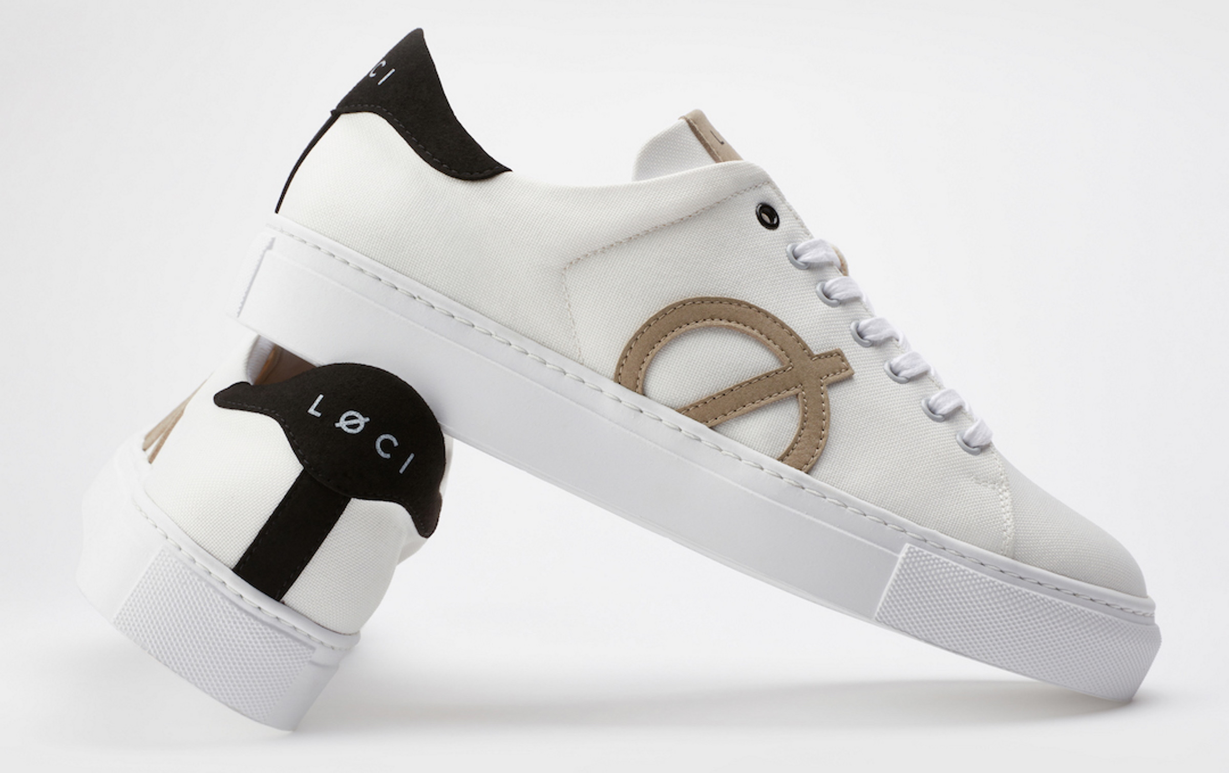 Step Into Conservation In Style With LØCI Vegan Luxury Sneakers