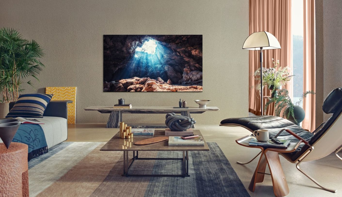 Samsung's The Frame Perfectly Blends Technology, Art And Sustainability