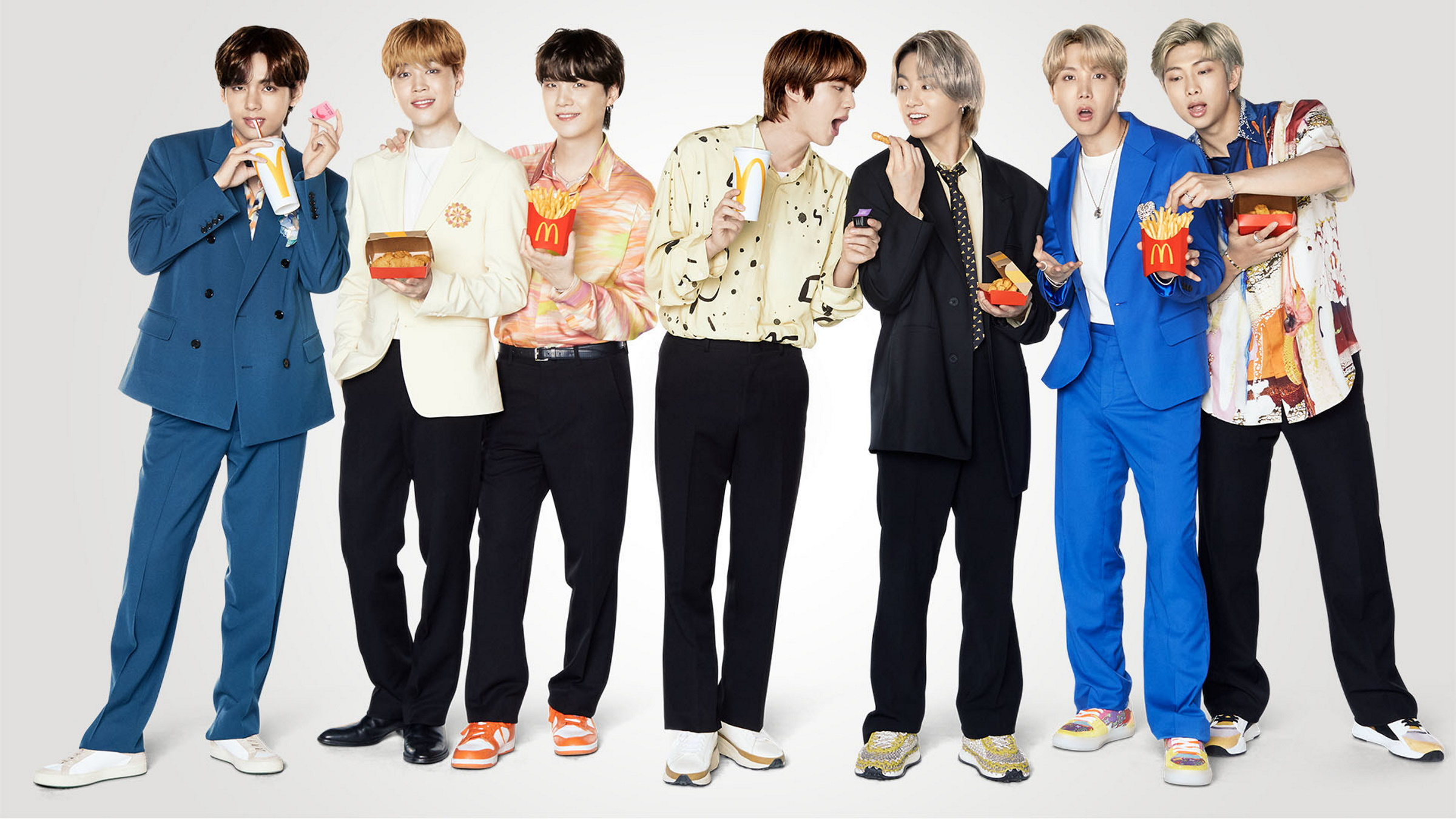 The McDonald's x BTS Menu Collab Will Land In Singapore Later Than Expected