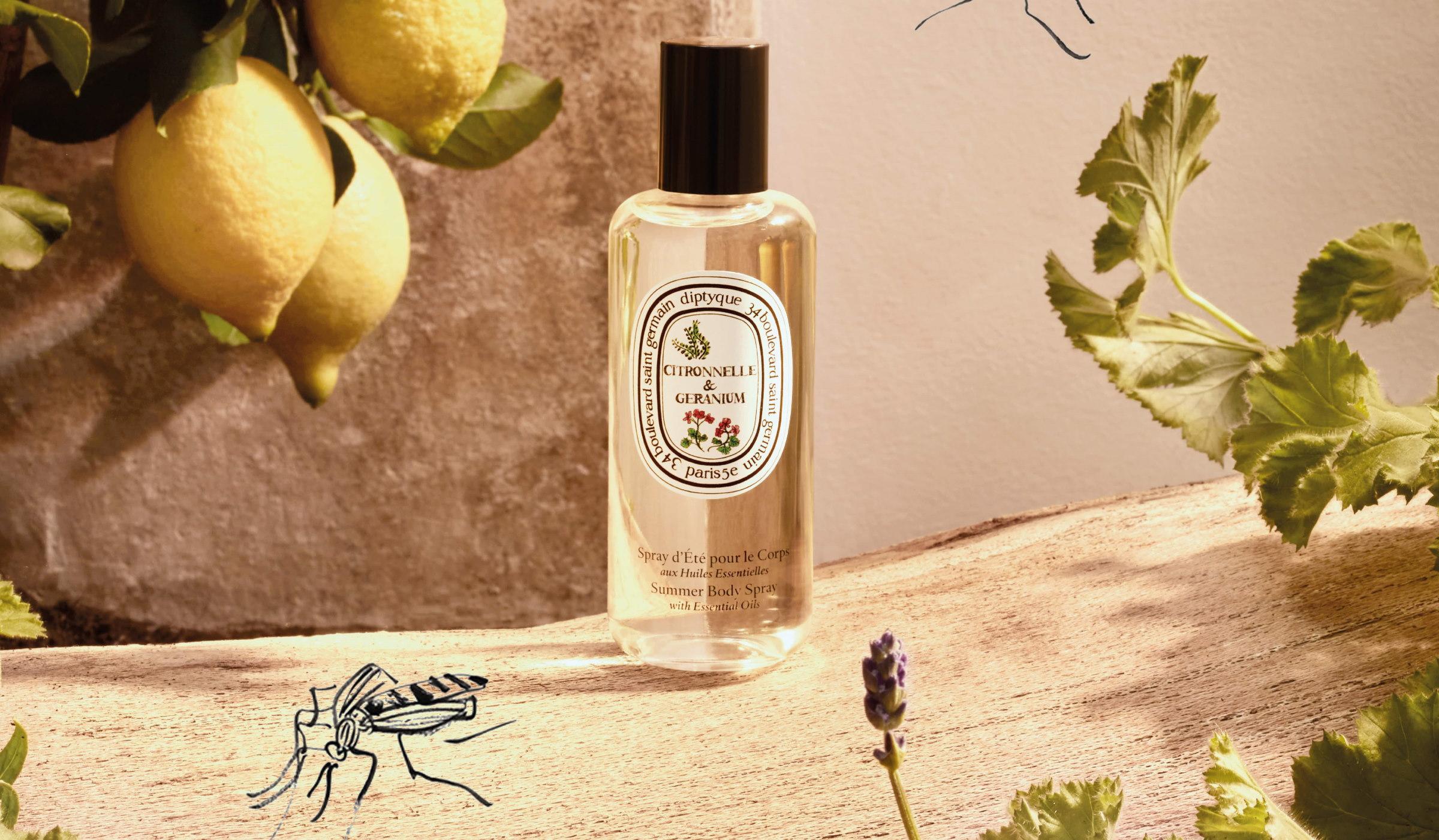 Paying Homage To The Mediterranean: Diptyque Unveils Summer Essentials Collection