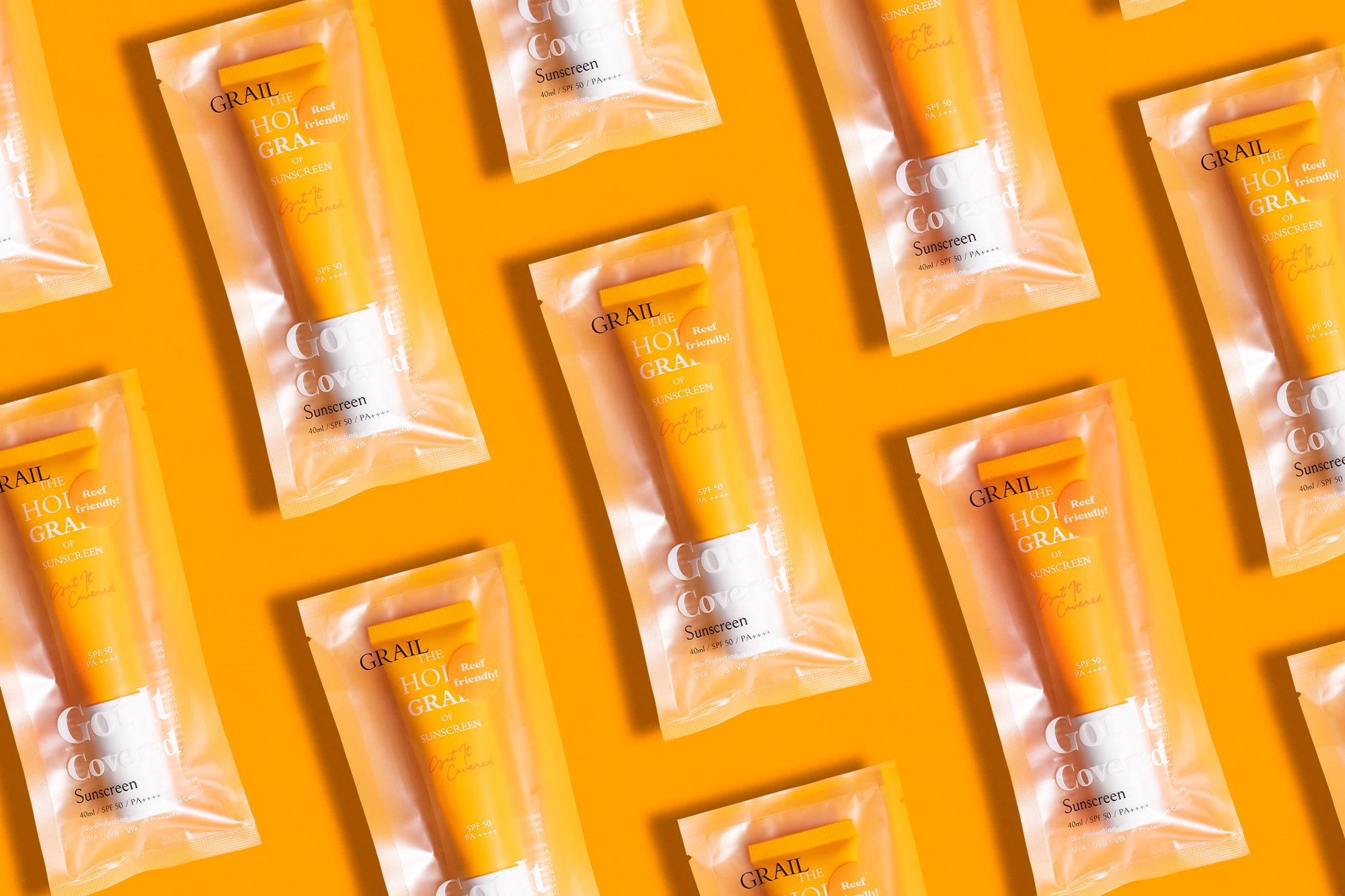 When It Comes To Sunscreen, Grail Has Got It Covered