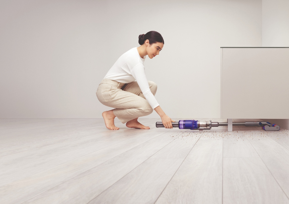 Dyson's Omni-Glide Vacuum Makes Daily Cleaning Second Nature
