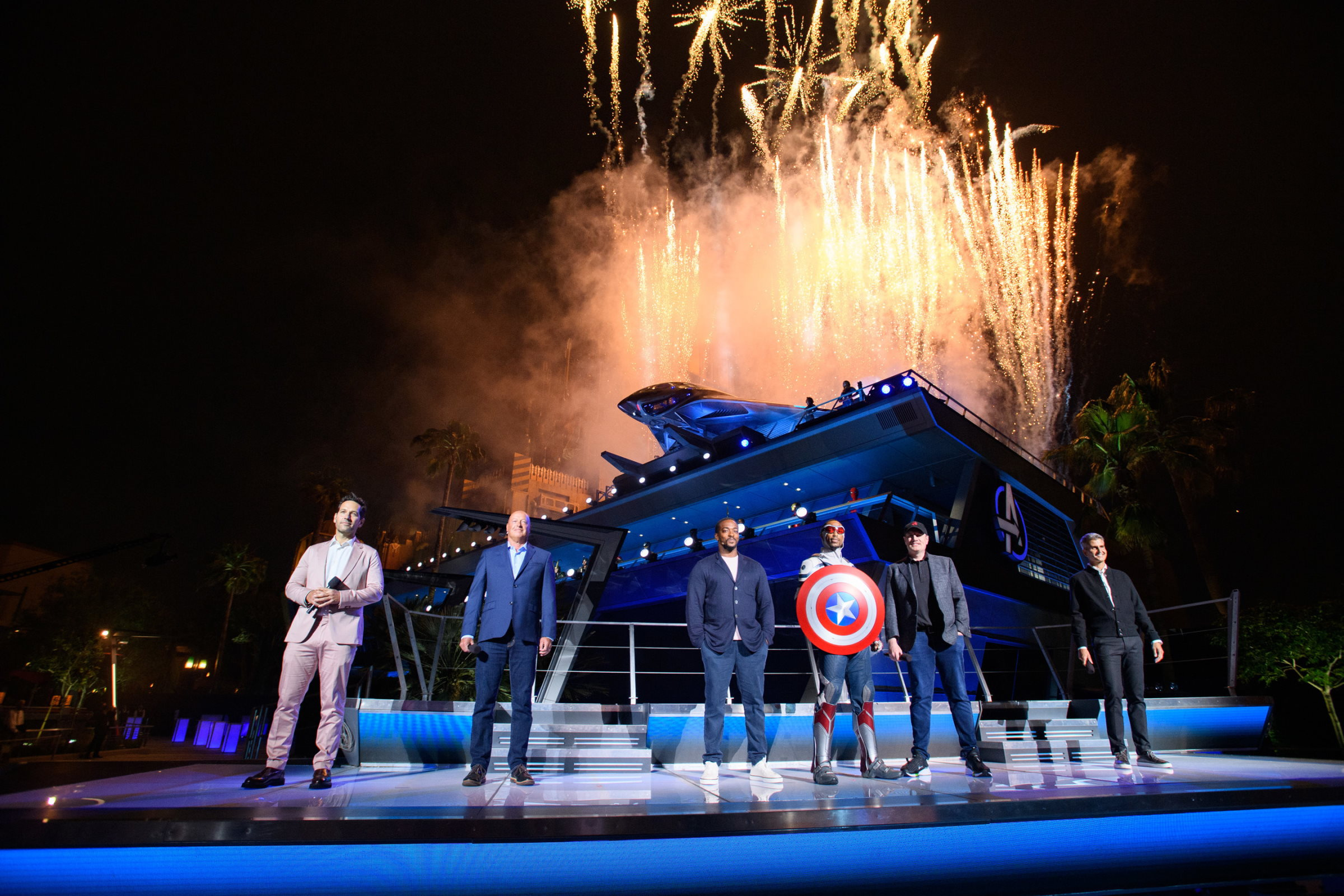 The All-New Avengers Campus Has Opened At Disney California Adventure Park