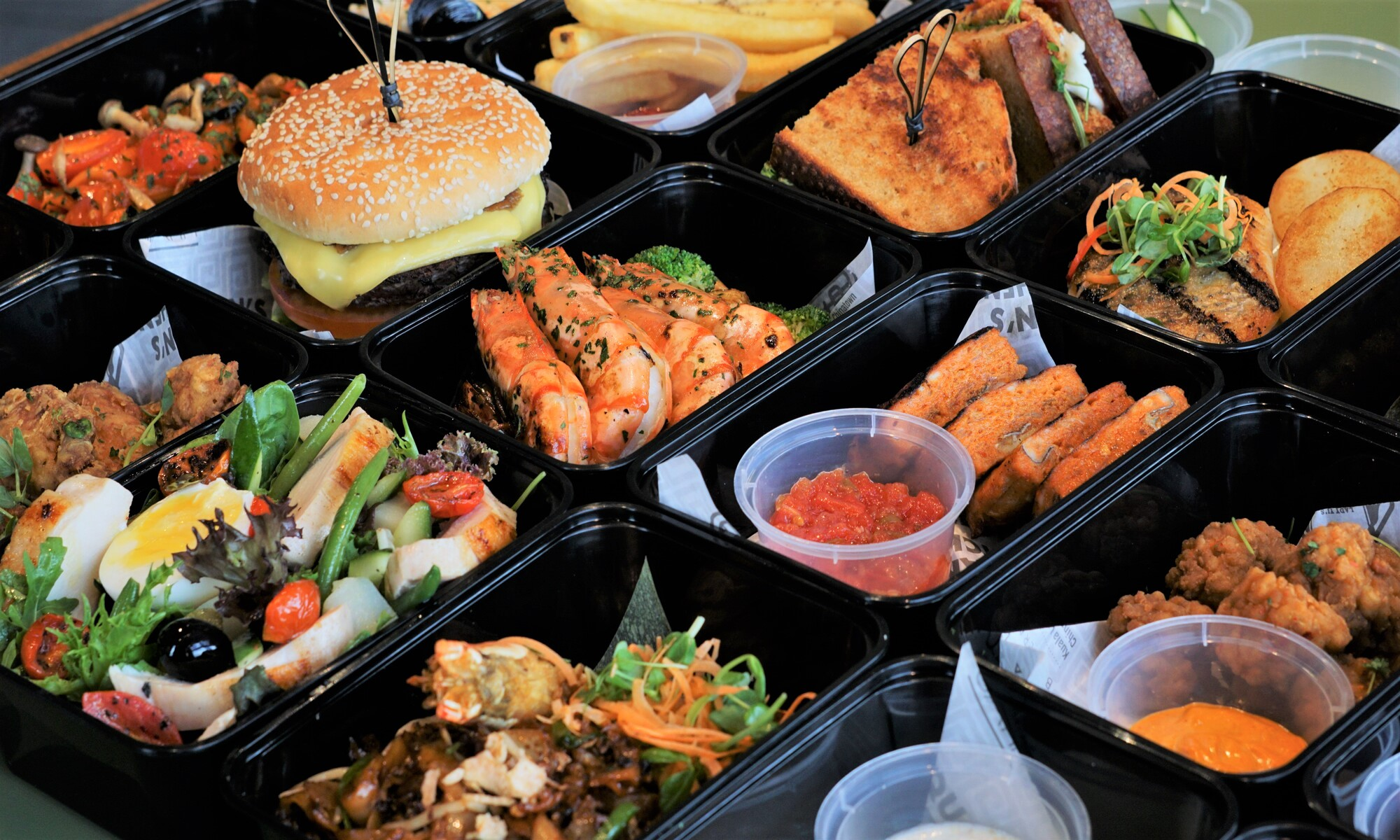 You Can Now Get Your Favourite Food From Hotels Via GrabFood