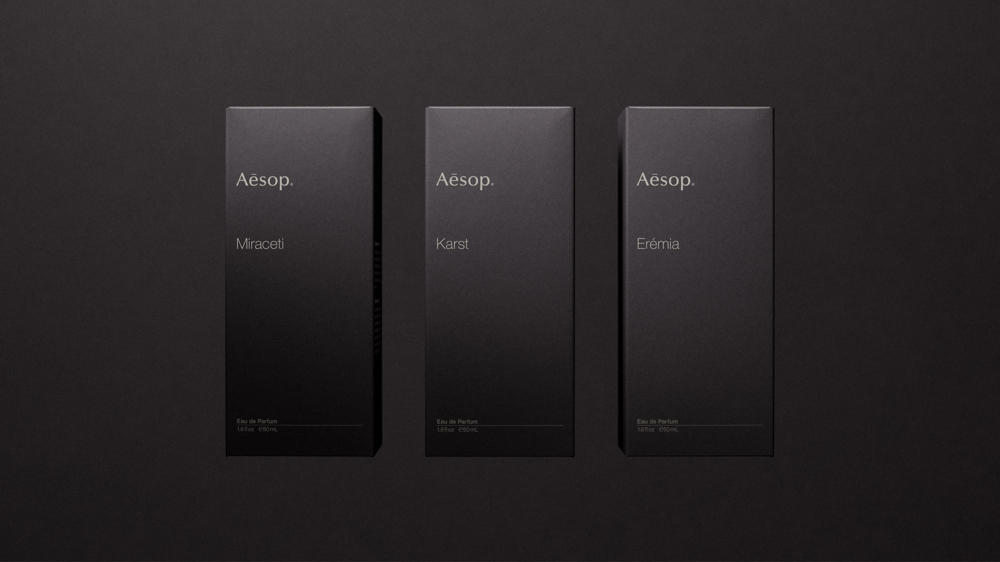Aesop To Launch Othertopias, A Collection Of 3 Epicene Eau de Parfum