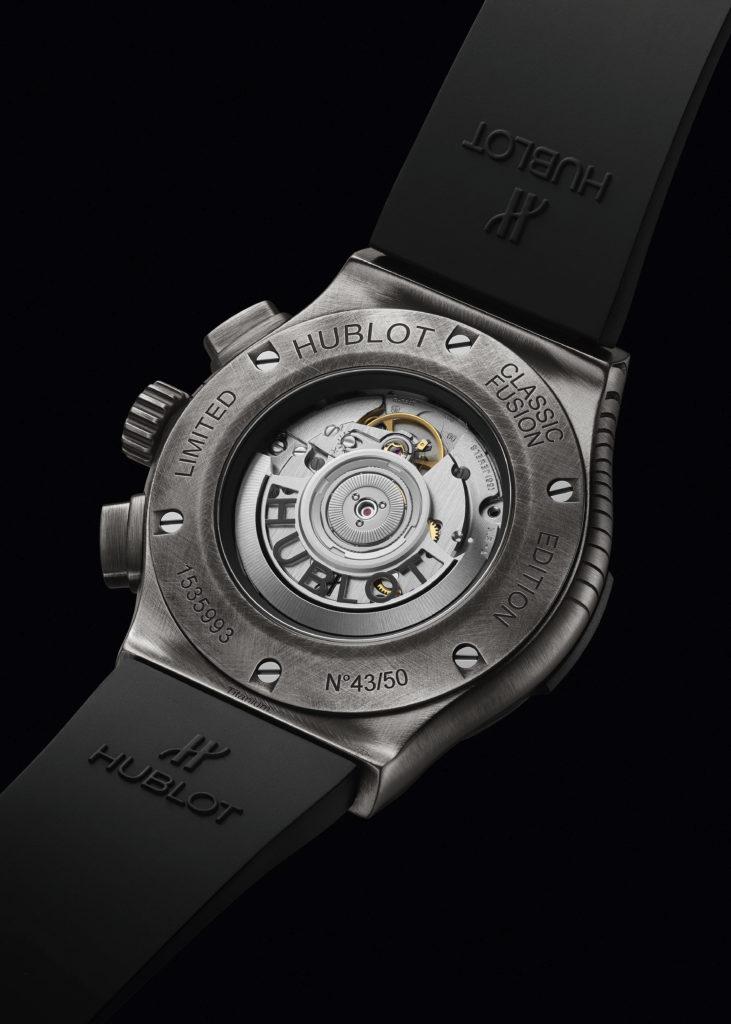 Hublot Classic Fusion Chronograph Shepard Fairey