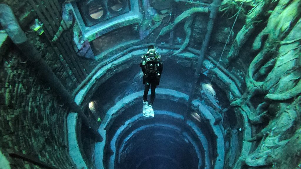 Dubai Goes From World's Tallest Building To Now World's Deepest Pool