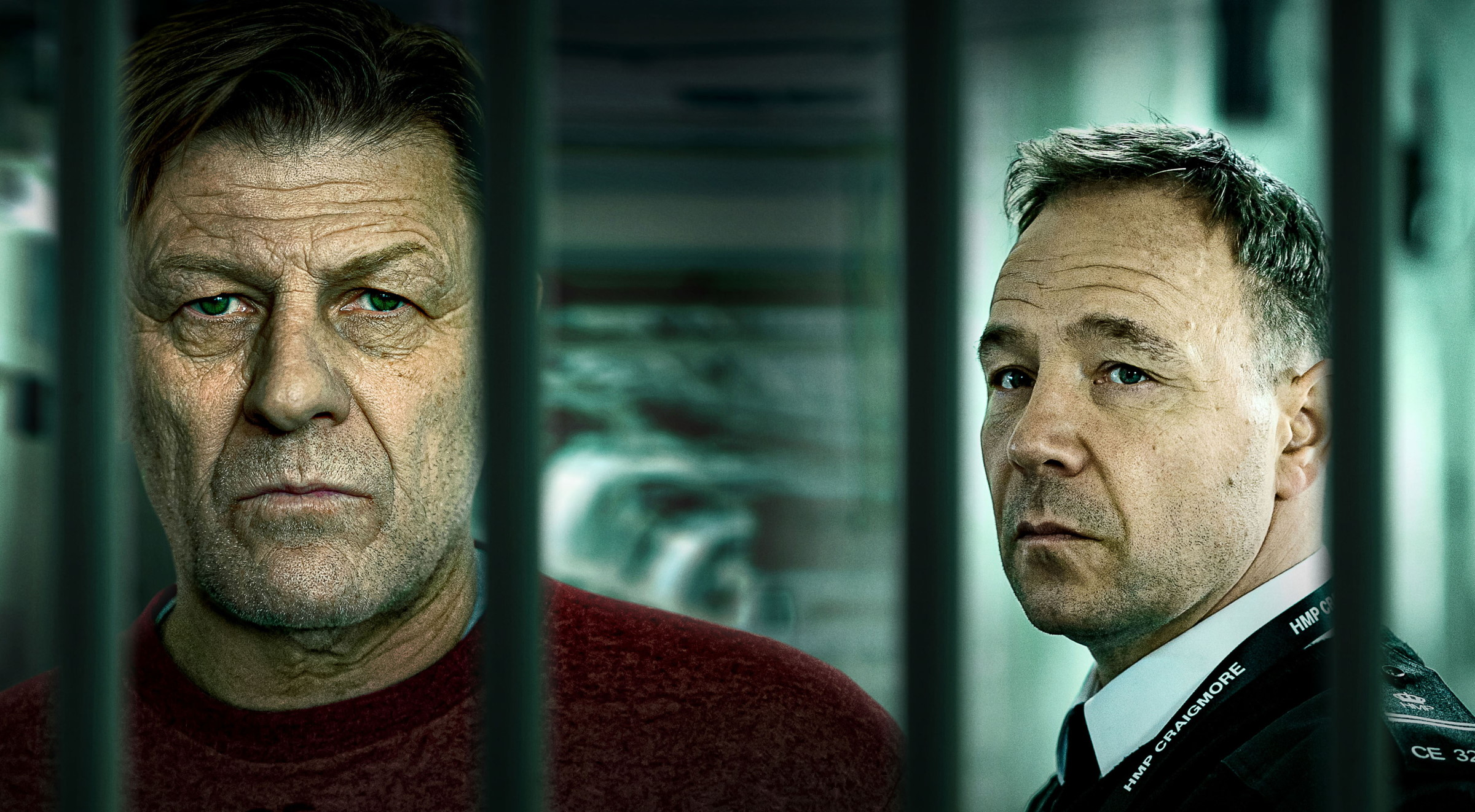 Sean Bean And Stephen Graham Discuss Their Roles In The BBC First Drama, Time