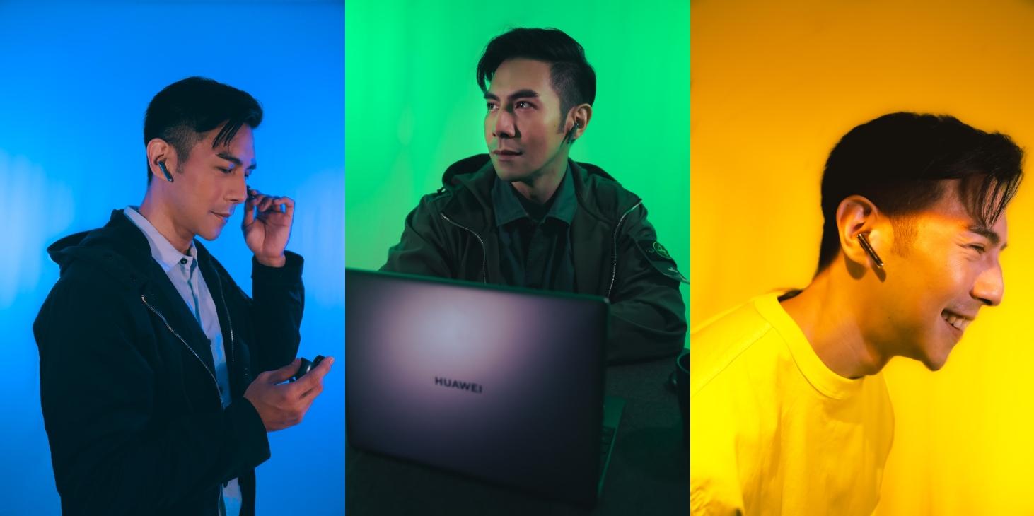 Huawei FreeBuds 4 Brings High Quality Beats Closer To You