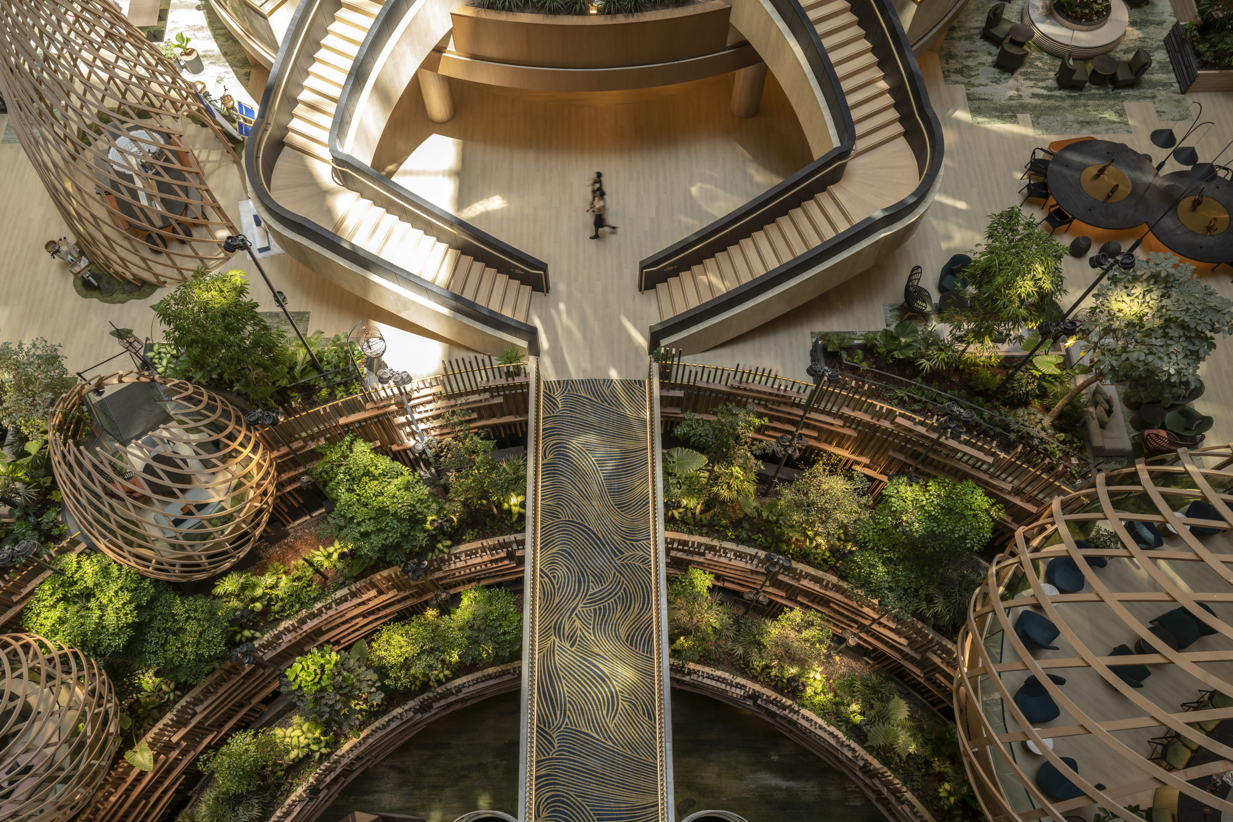 Parkroyal Collection Marina Bay Is Singapore's First 'Garden-in-a-Hotel'