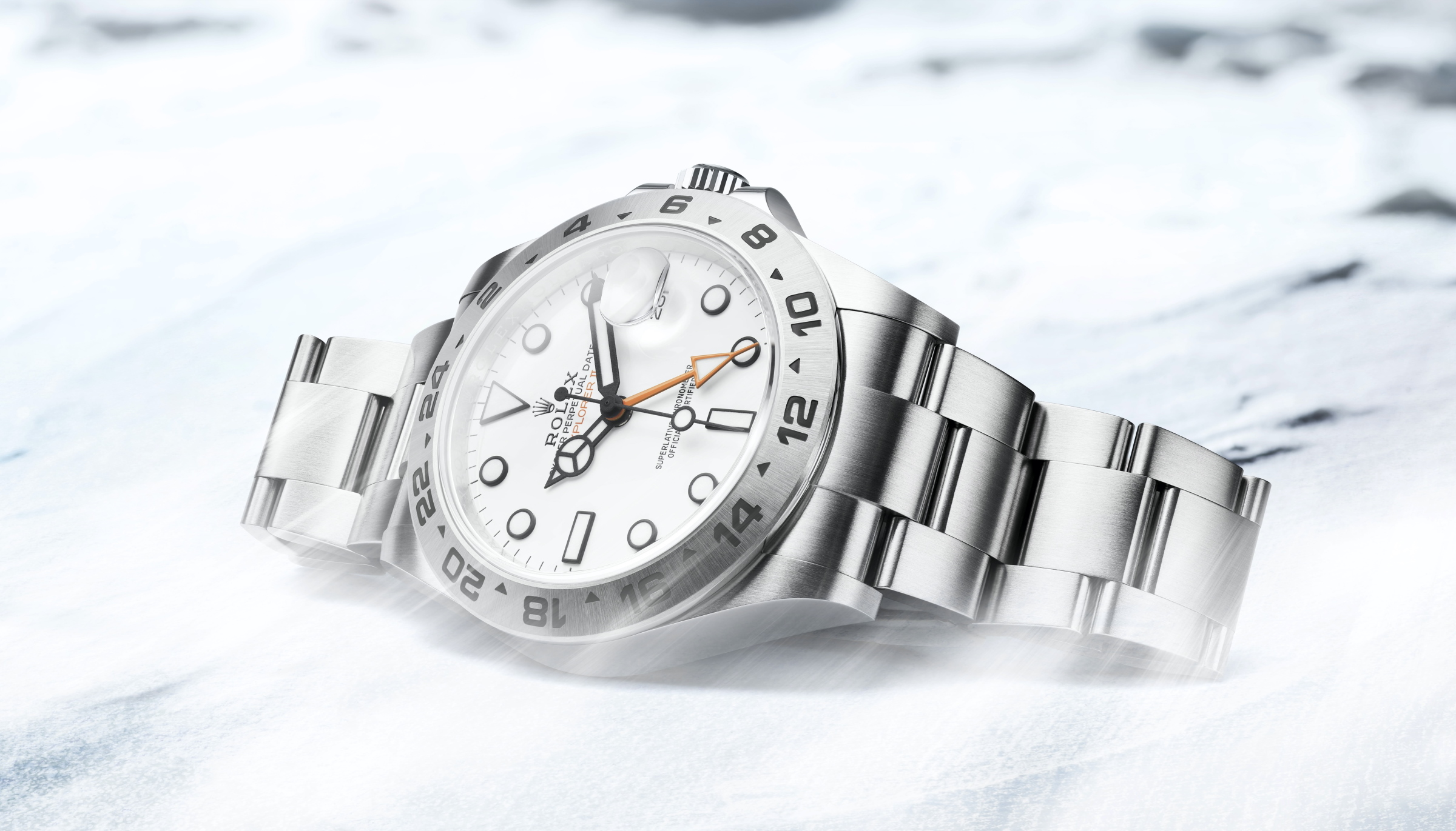 The Rolex Oyster Perpetual Explorer And Oyster Perpetual Explorer II Chart A Brave New World For Luxurious Multi-Functional Timepieces