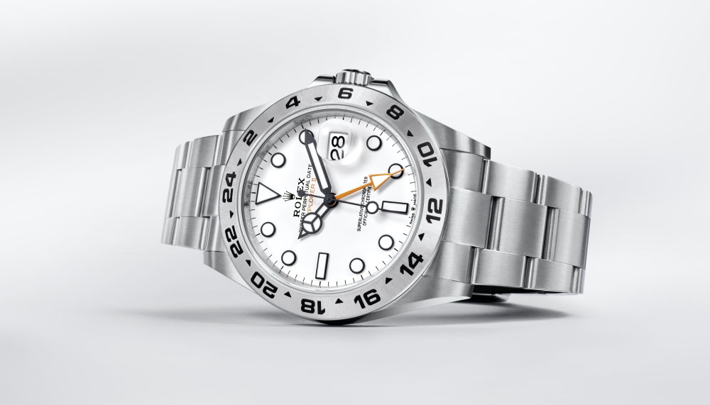 Rolex Oyster Oyster Perpetual Explorer II