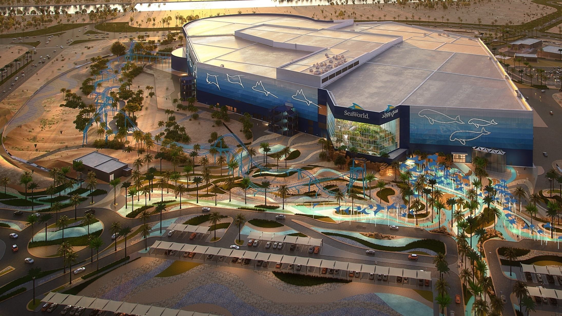 World's Largest Aquarium Is Now Being Built In Abu Dhabi