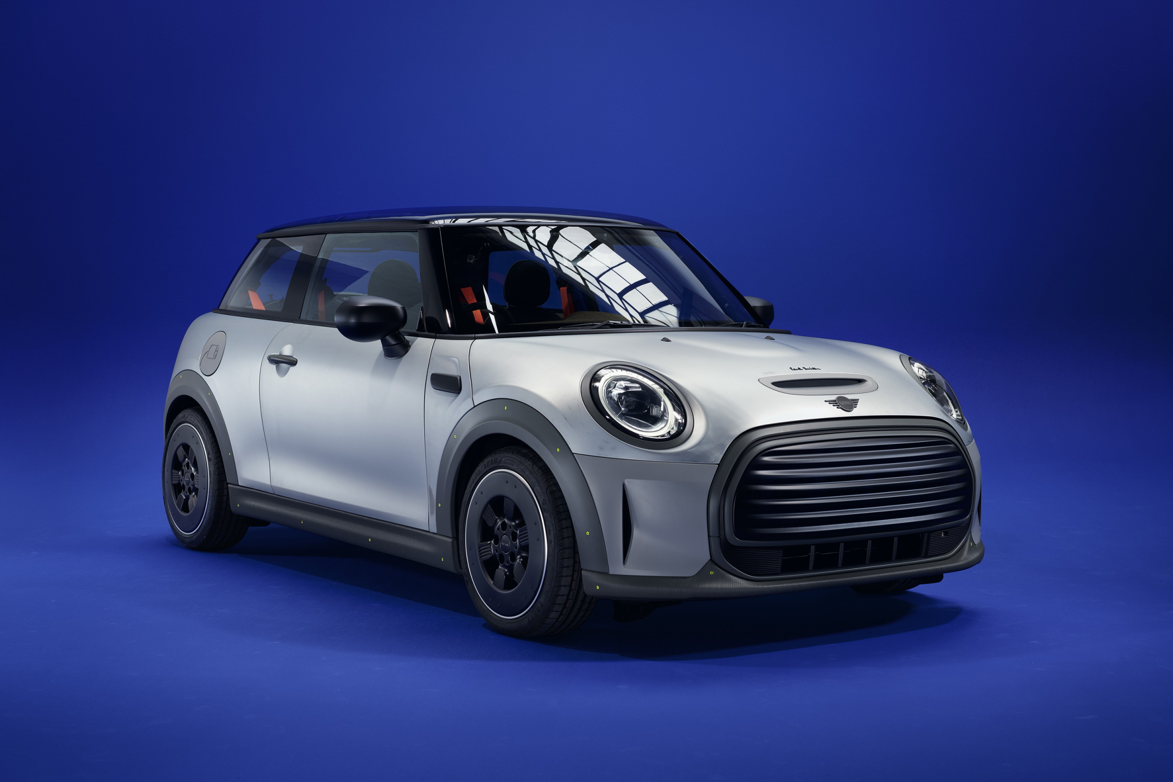 The MINI STRIP Presents A Sustainable Design With A Twist By Paul Smith