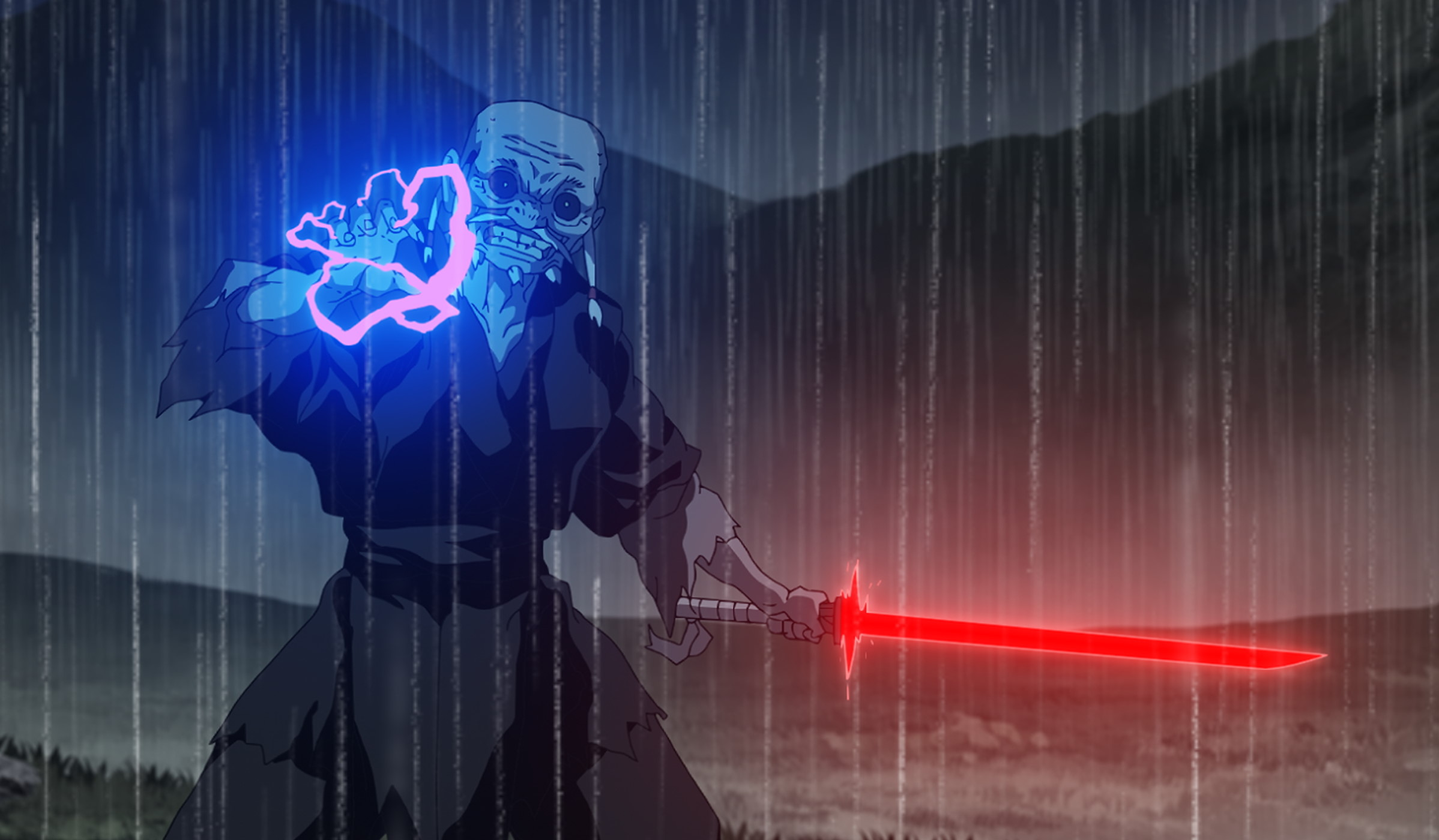 Star Wars: Visions Trailer Impressively Reimagines The Sci-Fi Franchise In Anime Form