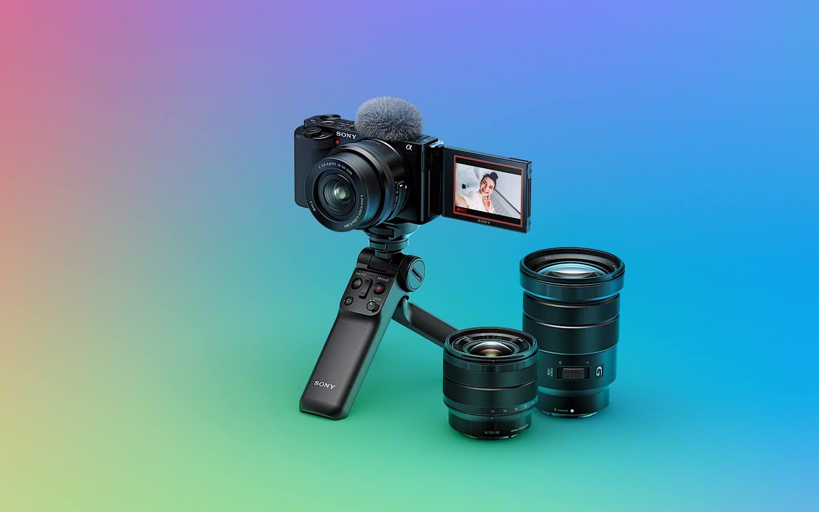 Sony's New ZV-E10 APS-C Camera Is Designed For Vloggers And Video Creators