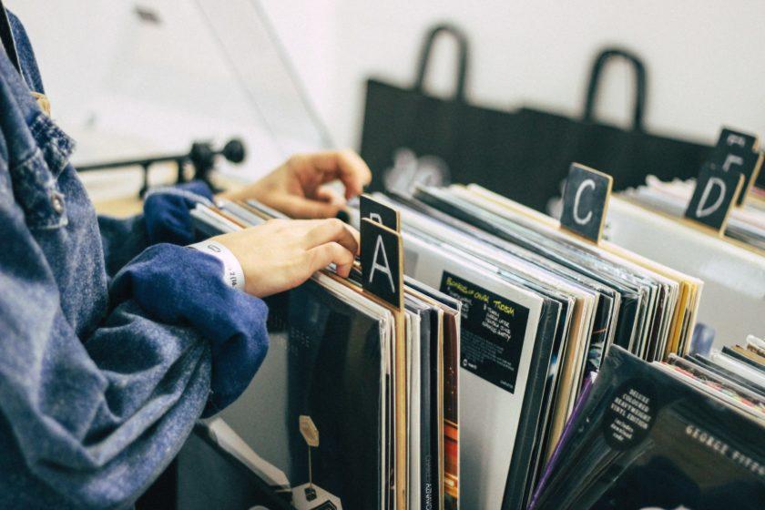 Vinyl concierge