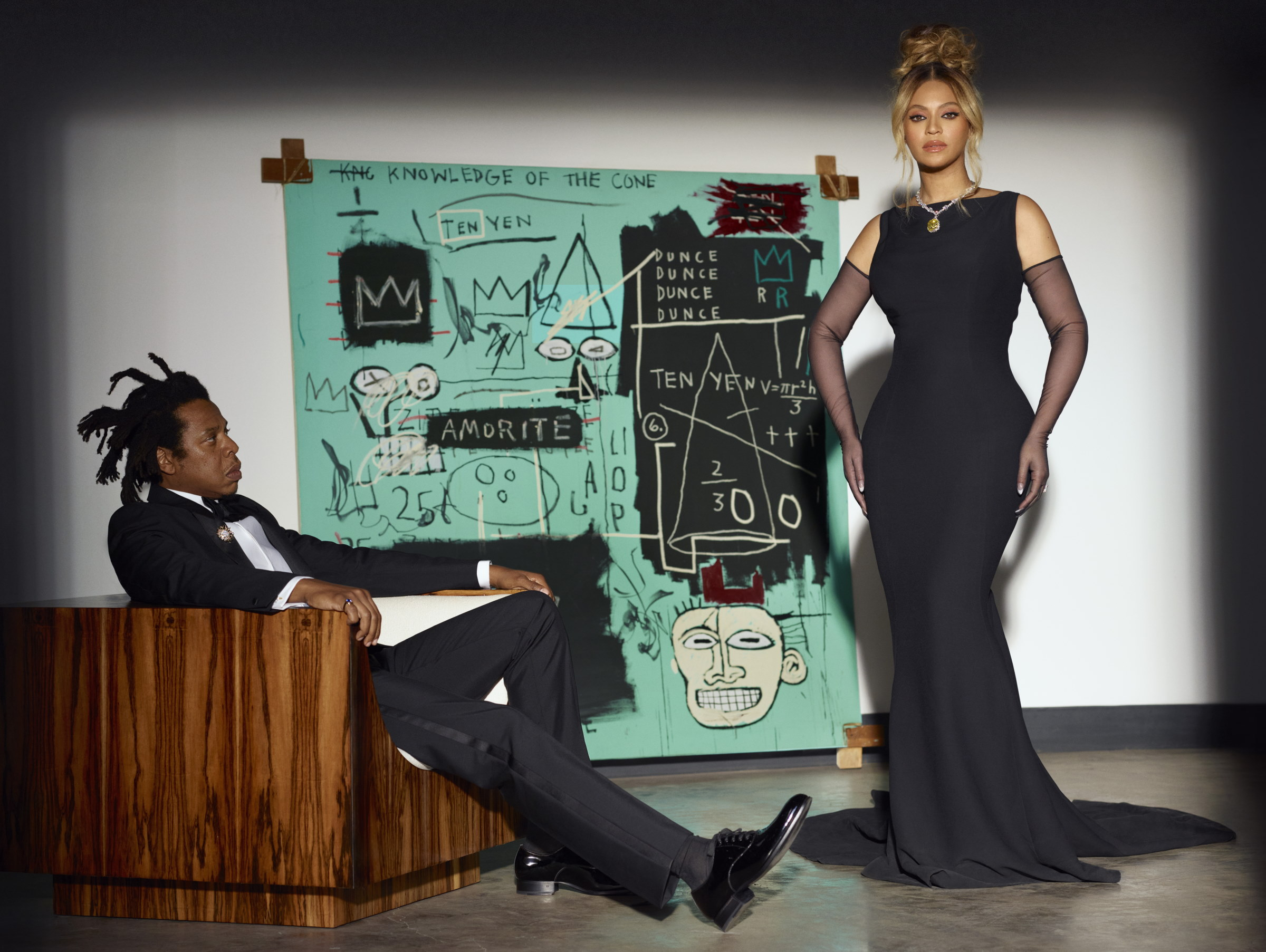 """Tiffany & Co. Teams With Beyoncé and JAY-Z For """"About Love"""" Campaign"""