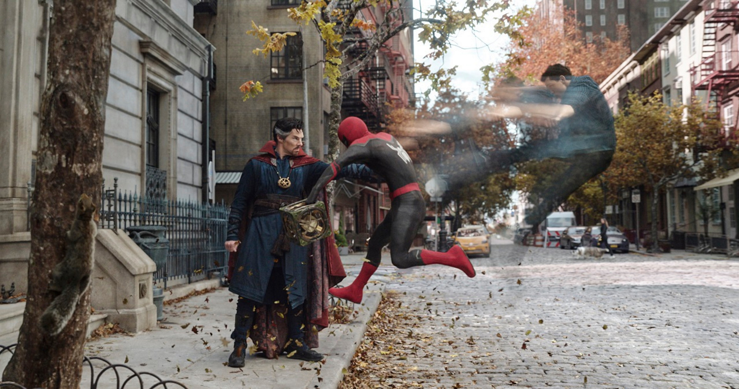 Spider-Man: No Way Home Trailer Reveals The Multiverse