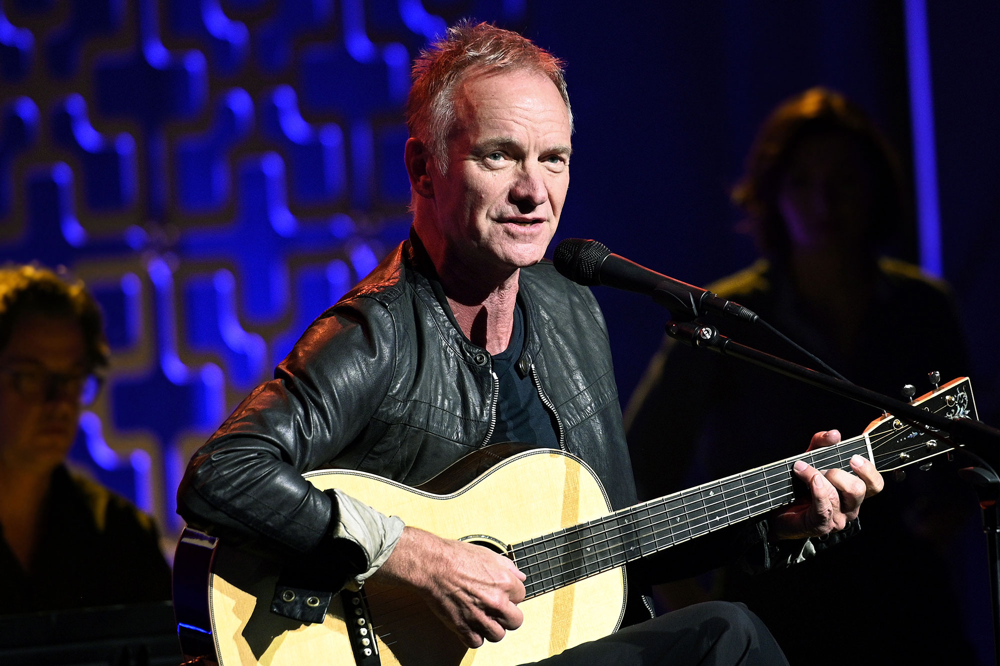 Sting Says An Italian Duke Tricked Him Into Buying A Tuscan Wine Estate