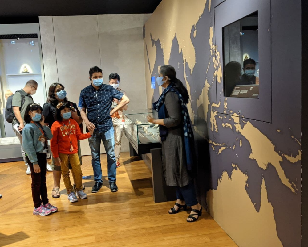 Mystery Museum Tours NHB