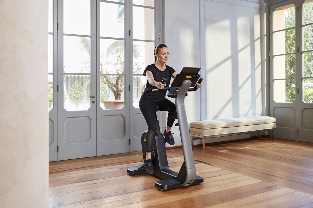 Keep Fit And Healthy At Home With The Technogym Cycle